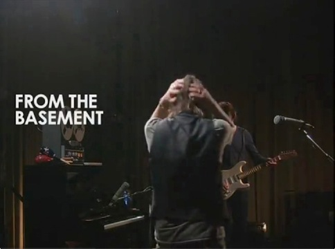 radiohead king of limbs from the basement